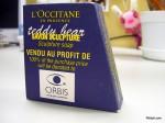 難得的經典CRM商品-歐舒丹贊助奧比斯的泰迪熊香皂