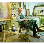 跟著偽畫犯John Myatt透過臨摹風格來學藝術