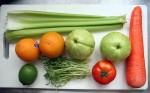 五七九蔬果的早餐果菜汁