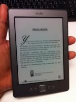 超級輕薄短小的Kindle 4代