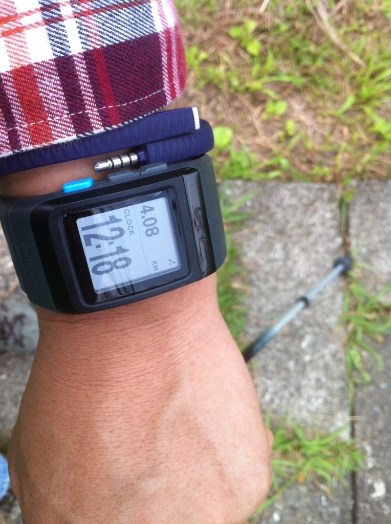 Nike GPS表